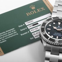Rolex 2008 Steel 40mm Sea-Dweller w/ Box, Paper, and Divers Kit