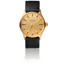 Nixon The Sentry 38 Leather Gold/Black A377-513