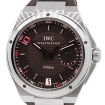 IWC IW500508 7 Days Power Reserve, Exhibition Back, Zinedine...