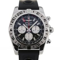 Breitling Chronomat GMT 47 Rubber Chronograph