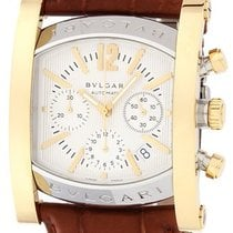 Bulgari Bvlgari Assioma Chronograph Automatic 18K Yellow Gold