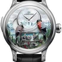 Jaquet-Droz Automata THE BIRD REPEATER J031034205 ALPINE VIEW