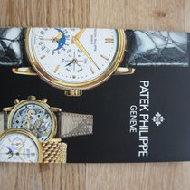 Patek Philippe Manual ( Anleitung ) Komplizierte Uhren