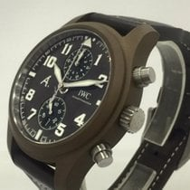 "IWC Fliegeruhr Chronograph ""The Last Flight"""