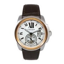 Cartier Calibre Automatic Mens Watch Ref w7100039