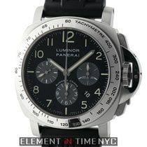 Panerai Luminor Collection Luminor Chronograph Steel 44mm...