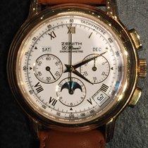 Zenith El Primero Chronomettre Gold