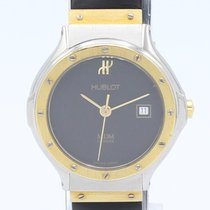 Hublot MDM Classic Quartz Steel-Gold Lady 1391.2