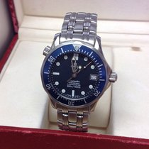 Omega Seamaster 2551.80.00 - Box & Papers 2001