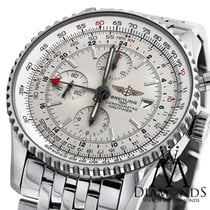 Μπρέιτλιγνκ  (Breitling) Mens Breitling Navitimer World Gmt...