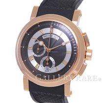 브레게 (Breguet) Marine 5827 Chronograph Pink Gold 42MM