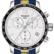 Tissot Quickster Indiana Pacers Chronograph Mens Watch...