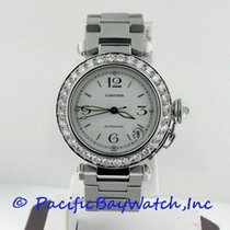 Cartier Pasha C Mid-Size Pre-owned W31074M7