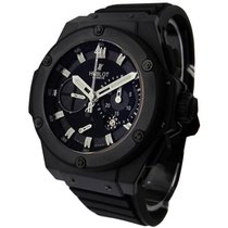 Hublot 709.CI.1770.RX King Power Black Magic 48mm Split Second...