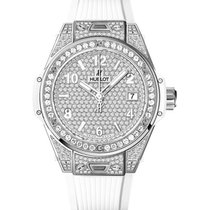 Hublot 465.SE.9010.RW.1604 Big Bang One Click in Steel with...