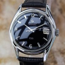 Certina DS Swiss Made 1960s Men's Automatic Stainless...