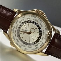 Patek Philippe - World Time Yellow Gold 5130J-001