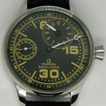 Omega Regulateur Men's Marriage Wristwatch - circa 1910