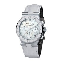 Bulgari Diagono Ladies Ref. DG35WSLDCH/9