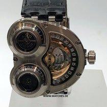 Mb&f Horological Machine N3 HM3 Sidewinder White Gold - 31.WTL.B