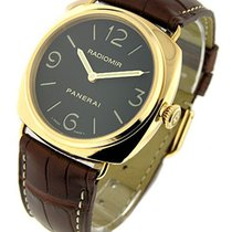 Panerai PAM00231 PAM 231 - Radiomir Base in Rose Gold - on...