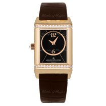 Jaeger-LeCoultre Reverso Duetto Classique - Pink Gold