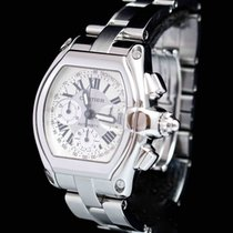 Cartier Roadster XL Chronograph FULL SET BRILLIANT  Condition