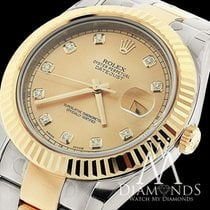 Rolex Watch - Datejust Ii 41mm Steel And 18k Yellow Gold....