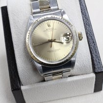 Rolex Vintage Oyster Perpetual Zephyr 1512 14K Gold &  Steel