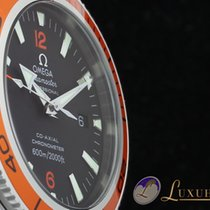 Omega Seamaster Planet Ocean Orange Co-Axial 42mm