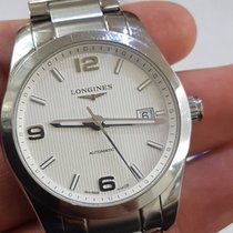Longines Conquest Classic FULL SET 2017 TOP CONDITION BOX AND...
