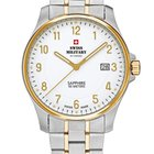 Swiss Military SM30137.04 Herren Saphirglas, 5 ATM, 39 mm