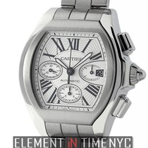 カルティエ (Cartier) Roadster Collection Roadster S Chronograph...