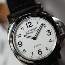파네라이 (Panerai) Luminor Marina 8-days Manual White (new-unworn)