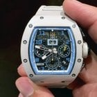 "Richard Mille [NEW] RM 011 ""Manchester City"" Blue..."