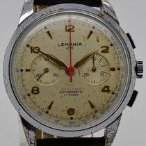 Lemania 105 Anti-Choc Chronograph, Ref. 253/13, 60iger Jahre