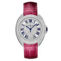 Cartier Cle Quartz Mid-Size Watch Ref WJCL0018
