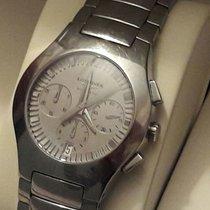 浪琴 (Longines) Oposition 40 Chronograph – Men's wristwatch.