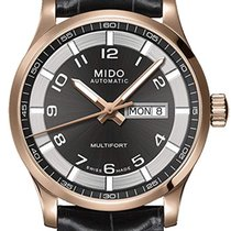 Mido Multifort Mens Watch