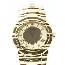 Piaget 17041M401D Mini Size Tanagra in Yellow Gold - on Yellow...