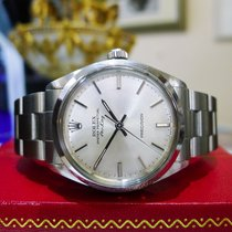 Rolex Airking Precision Stainless Steel Silver Dial Watch Ref:...