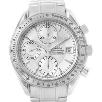 Omega Speedmaster Silver Dial Automatic Mens Watch 3211.30.00...