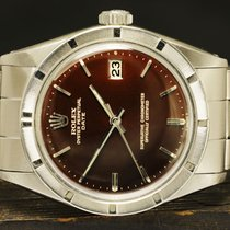 Rolex Date ref. 1501 Tropical Gilt Dial