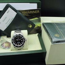 Rolex 2006 ROLEX SEA DWELLER 16600 FULL SET (Z SERIAL) WITH...