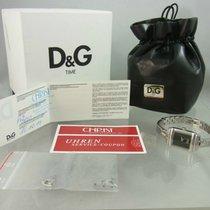 Dolce & Gabbana D&g Dolce & Gabbana Dw0602 Damenuhr Mit...