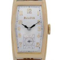 Bulova Mans Wristwatch Curvex