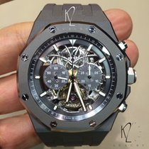 Audemars Piguet Royal Oak Tourbillon Chronograph in Titanium