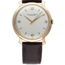IWC LARGE SIZE 18K SOLID ROSE GOLD