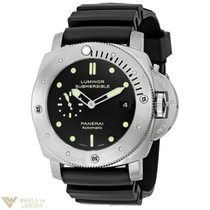 パネライ (Panerai) Luminor Submersible 1950 Automatic Titanium...
