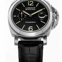 Panerai Luminor Marina WHITE GOLD